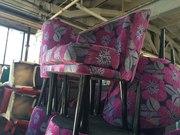 Продам розовые кресла бу для кафе
