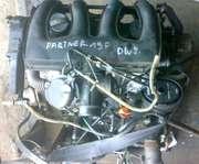 Продам оригинальный мотор Peugeot Partner/Citroen Berlingo 1.9D DW8