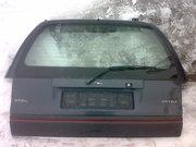 Продам оригинальную ляду дверь багажника Opel Astra F
