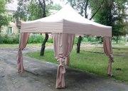 ПРОИЗВОДИТЕЛЬ ТОРГОВЫХ ПАЛАТОК,  раздвижные шатры,  торговые зонты