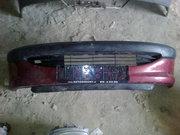 Продам оригинальный передний бампер Peugeot 206
