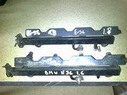 Продам оригинальную рампу с форсунками BMW E36 1.6L 1.8L