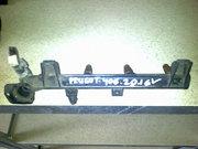 Продам оригинальную рампу с форсунками Peugeot 406 2.0L 16V