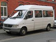 Продам оригинальный капот Mercedes-Benz Sprinter I (1995-2000)