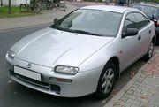 Продам оригинальный капот Mazda 323F