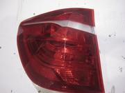 BMW БМВ X3 F25 задний левый фонарь внешний 63217220239 бу
