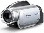Продаётся  лицензионная Видеокамера Panasonic HDC-DX1
