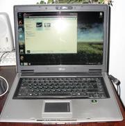 Ігровий ноутбук Asus F3.