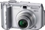 Canon PowerShot A630 б/у в отличном состоянии